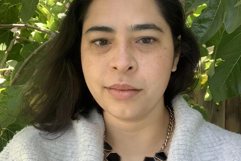 Portrait of Danielle Zoe Rivera