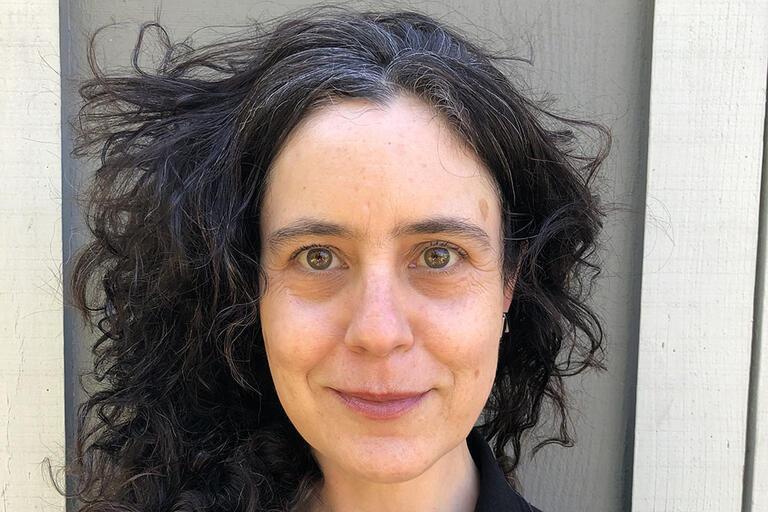 Natalia Brizuela, Professor and Class of 1930 Chair, Center for Latin American Studies, August 2021.