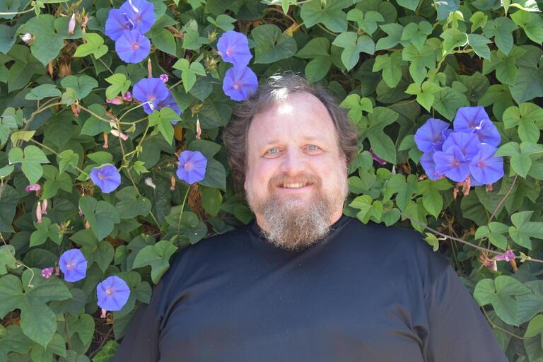 Portrait of Greg Louden