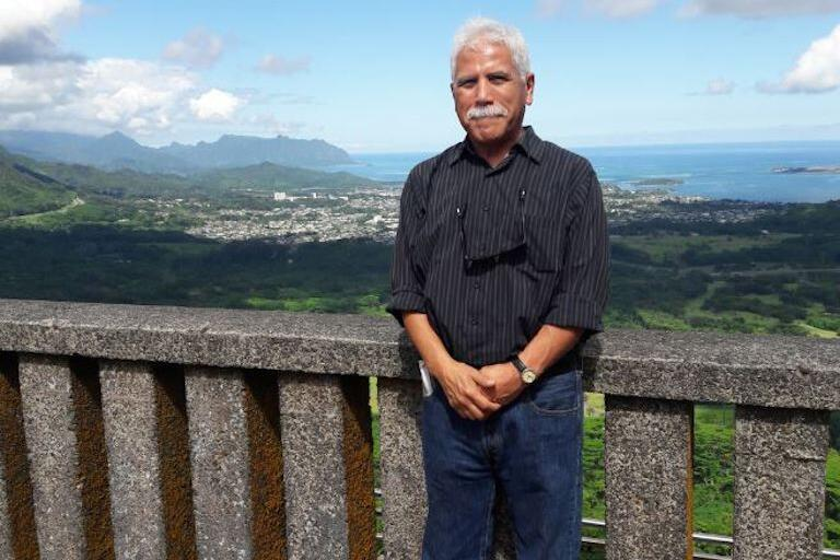Portrait of Marcial Gonzalez