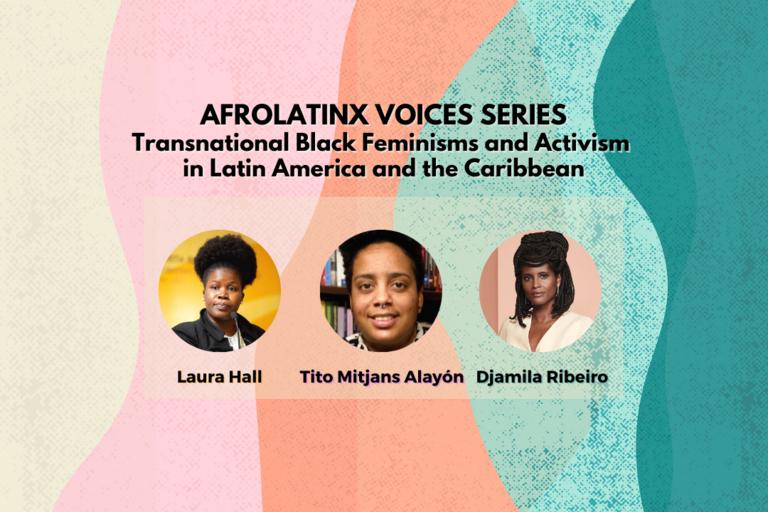 AfroLatinx 2 flyer