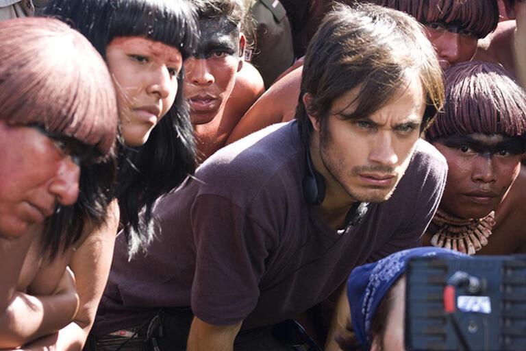 Picture of actor Gael Garcia Bernal