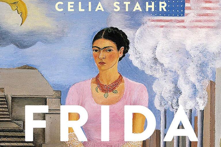 Frida in America book cover