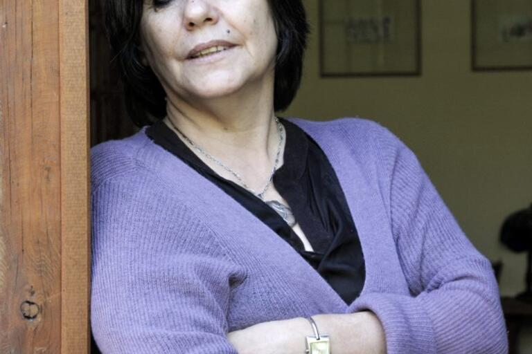 Portrait of Diamela Eltit